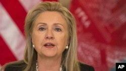 Hillary Clinton llega este lunes a Lima para reunirse con el presidente Ollanta Humala y participar en una conferencia sobre la inclusión de la mujer.