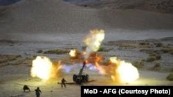 Afghanistan National Army