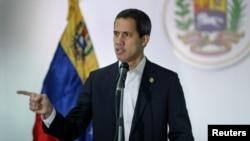 Pemimpin oposisi Venezuela, Juan Guaido