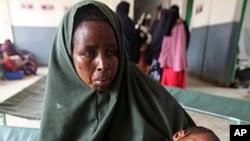 索馬里缺乏糧食物資急需外國援助(資料圖片)