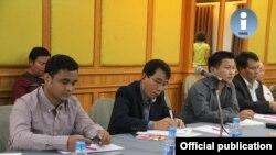 NCA အပစ္ရပ္ လက္မွတ္ေရးထိုးထားတဲ့လက္နက္ကိုင္အဖြဲ႔မ်ားႏွင့္ မထိုးရေသးေသာအဖြဲ႔မ်ားေတြ႔ဆံု (ဓါတ္ပံု- NMG : Network Media Group)