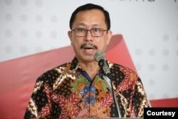 Ketua Komnas Hak Asasi Manusia (HAM), Ahmad Taufan Damanik. (Foto: BNPB)