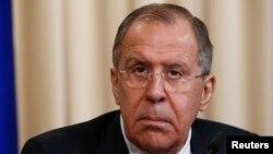 Сергій Лавров, міністр закордонних справ РФ