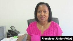 Fátima Achá Baronet, directora nacional-adjunta Serviços de Registo e Notariado de Moçambique