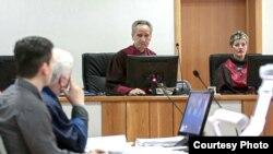 Sudija Milorad Krkeljaš je kažnjen javnom opomenom jer mu je predmet zastario u Općinskom sudu u Sarajevu. Danas je sudija Vrhovnog suda FBiH (Foto: Nezavisne novine)