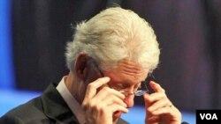 Vizit Ansyen Prezidan Bill Clinton ann Ayiti