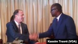 Ministri Abdoulaye Diop Kouma na MUNISMA ani Mali Lahalaw Kan!