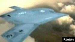 Nova američka borbena bespilotna letelica X-47B predviđena je za upotrebu na nosačima aviona