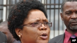 Former Vice President Joice Mujuru has spelled out her political vision.