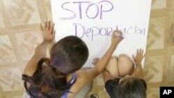 El grupo pidió más apoyo para los consulados de los países centroamericanos en Estados Unidos, con el fin de asistir de mejor manera a los migrantes.