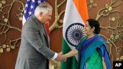 VOA Asia – India becoming a stronger U.S. partner