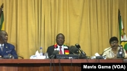 President Emmerson Mnangagwa - Release of Commission of Inquiry Report