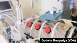 Parirenyatwa Hospital Ventilators1