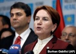 Meral Akşener (Arşiv)