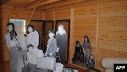Müzede bir oda
