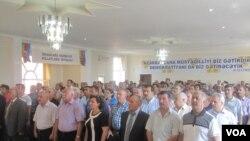 Azərbaycan Xalq Cəbhəsinin 23 ili ilə bağlı toplantı