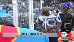 Funérailles d'Etienne Tshisekedi: réactions des dirigeants de l'UDPS