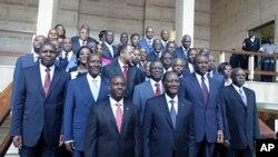 Reta Nshaha Yaratanguye imirimo yayo muri Cote d'Ivoire