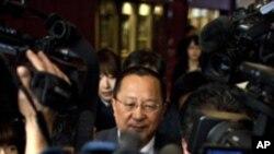 베이징에서 열린 비공개 국제세미나에 참석한 리용호 부상
