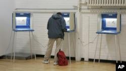 美國的全國性選舉總是在11月的第一個星期一之後的星期二進行。