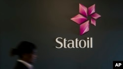 FILE - Statoil's office in Dar es Salam, Tanzania. The company recently announced developing its Alaskan leases no longer made financial sense.
