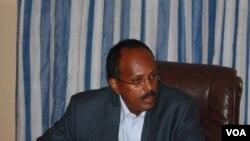 Mohamed Abdullahi Mohamed baru ditunjuk oleh Presiden Somalia untuk menjabat sebagai perdana menteri.