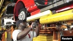 Ford planea trasladar de Michigan, EE.UU. a México la producción de un SUV eléctrico.