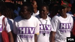 Dr Eric Zogo, expert VIH-Sida à Cap Town, joint par Nathalie Barge