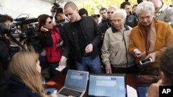 Выборы оппозиции в Москве