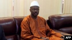 Le Premier Oumar Tatam Ly.