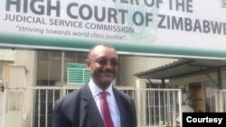 Mugabes' lawyer Terrence Hussein