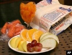 Ảnh tư liệu - Kiểm soát khẩu phần, ngay cả với thực phẩm lành mạnh, có thể giúp ích cho một chế độ ăn uống thành công.