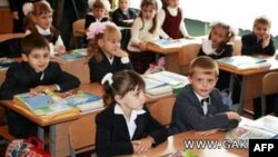 Gürcüstanda azərbaycandilli məktəblərin sayı azalır