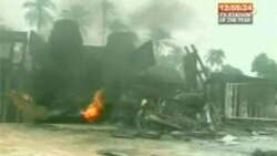 Over 100 Killed in Nigeria Fuel Truck Fire