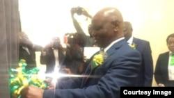 UChief Justice Luke Malaba In Bulawayo