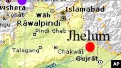 جہلم سے پانچ سالہ برطانوی شہری اغواء