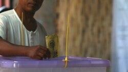 မွတ္ပံုတင္မရွိသူေတြ မဲေပးခြင့္ရေရး ကိုဗစ္ေၾကာင့္ အခက္ႀကံဳေန