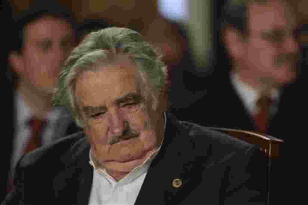 Uruguay: Jose Mujica
