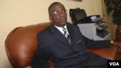 Director da educação do Namibe, Pacheco Francisco