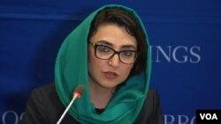عادله راز پیش از این معاون وزیر خارجه افغانستان در امور همکاریهای اقتصادی بود.