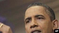美國總統奧巴馬最民意調查連任前景喜憂參半。