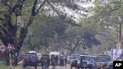 Bangladesh Militant Raid