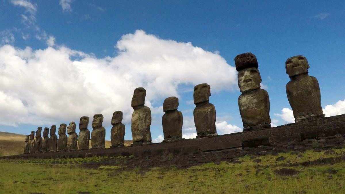 Photo of Study: Ancient Polynesians and South Americans Had Contact   VOA Learning English