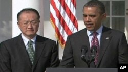 Dr. Jim Yong Kim is President Obama's choice to lead the World Bank.