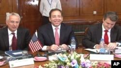 پاک امریکہ اقتصادی و تجارتی تعاون پر بات چیت