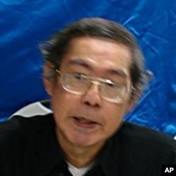 民進黨美東黨部顧問洪哲勝