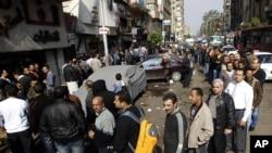 برگزاری انتخابات پارلمانی در مصر