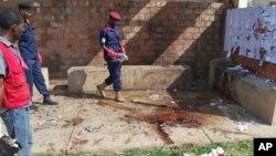 Bom bunuh diri di Nigeria