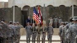 نگرانی مردم عراق در مورد امنيت خود پس از خروج سربازان آمريکايی