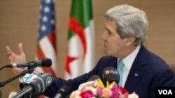 ລັດຖະມົນຕີ ຕ່າງປະເທດ ສຫລ ທ່ານ John Kerry